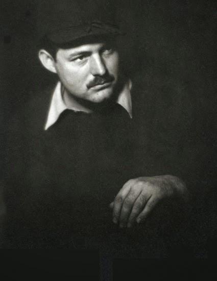 Ernest Hemingway  012