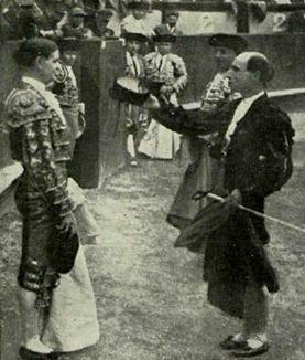 1913-09-09 San Sebastian Guadalest Gallo y Bombita