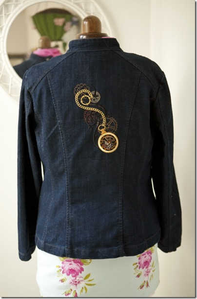Embroidered Denim Jacket11
