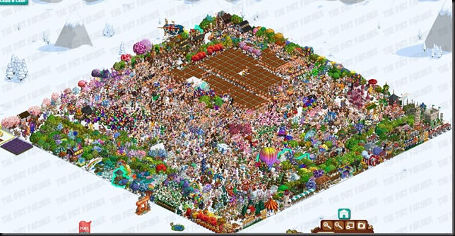 Farmville computer and flash management for best gameplay for Farmville 2 decorations