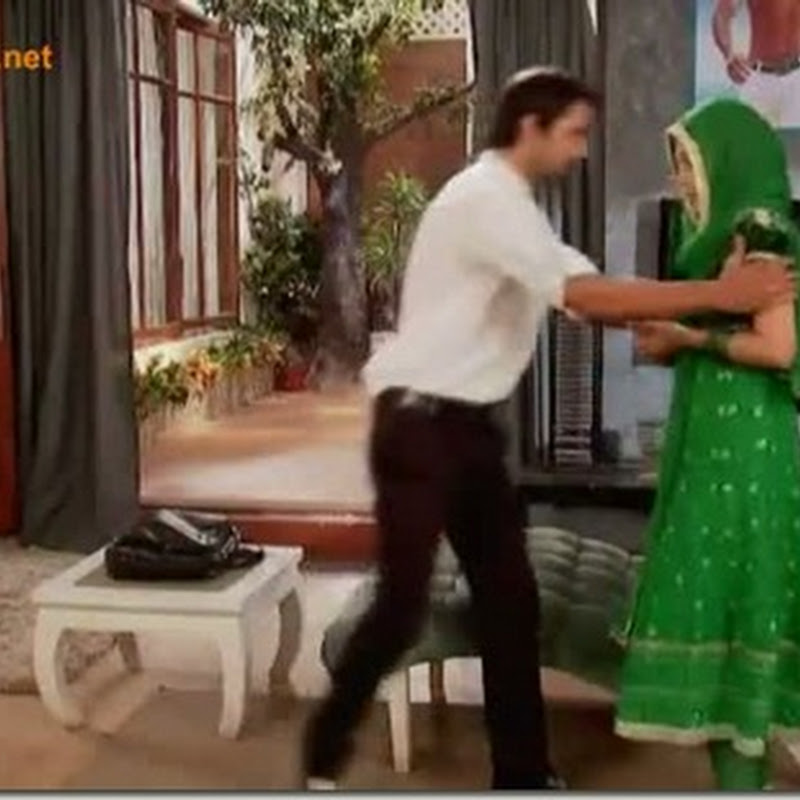 OS : Arnav–Khushi  - A Kiss from Swami To Devi