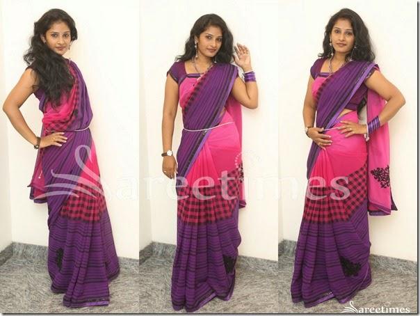 Madhavi_Multicolor_Saree