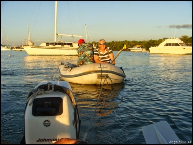 2013-12-07 - Gulf Intracoastal Waterway (GIWW) - Longboat Key, mile 84,9 até EnglewoodBeach, mile 43,3 com Fair Ketch (35)