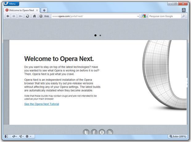 Descargar Opera 12 gratis