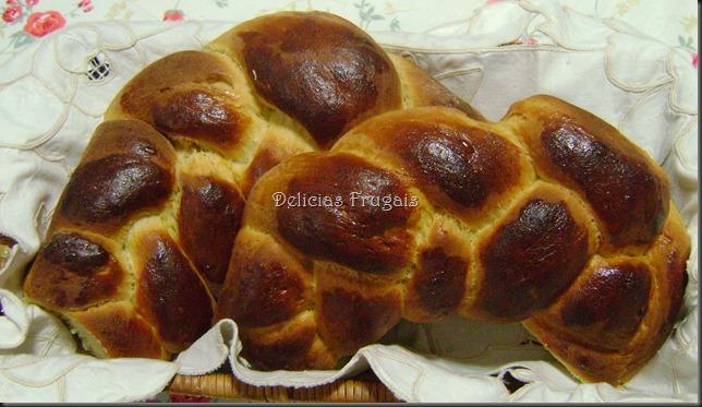 Rosca da tia divina- Delicias Frugais