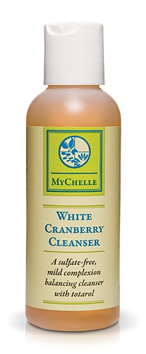 Mychelle white cranberry cleanser