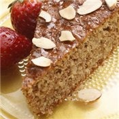 Flourless Honey Almond Cake