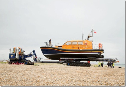 Shannon lifeboat 11