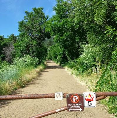 Chautauqua Park - Mesa Trail-001