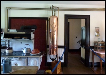 2i - Roosevelt Cottage - copper hot water heater