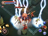 Dungeon hunter hd android