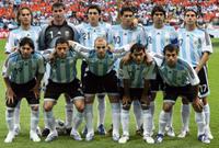 Foto Timnas Argentina