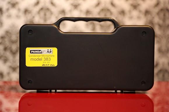 model383専用ケース