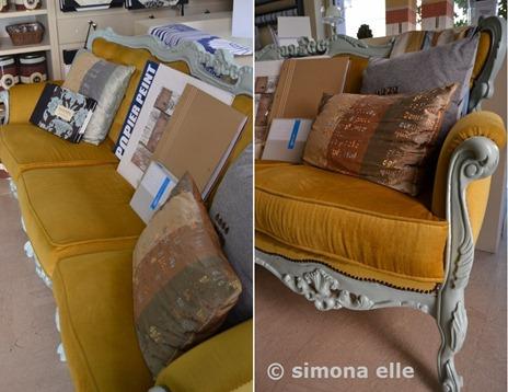 collage divano