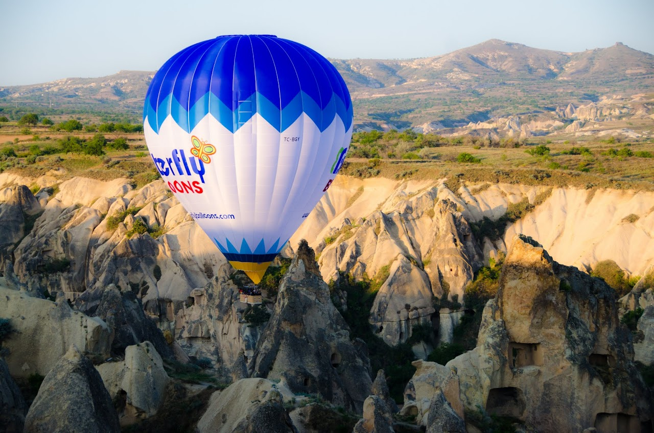 Hot air ballooning Cappadocia