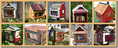 Little Free Library: gallery