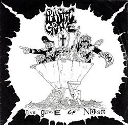 Agathocles_(Pigs_In_Blue)_&_Plastic_Grave_(The_Grave_Of_Noise)_Split_7''_pg_front