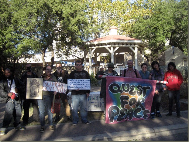 Occupy SA 3