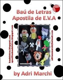 Apostila Capa Pregadores decorados animais