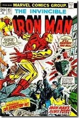 P00209 - El Invencible Iron Man #65
