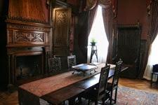 Amiens maison Jules Verne salle à manger