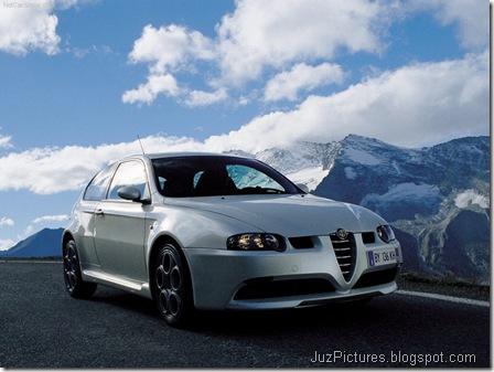 Alfa Romeo 147 GTA2