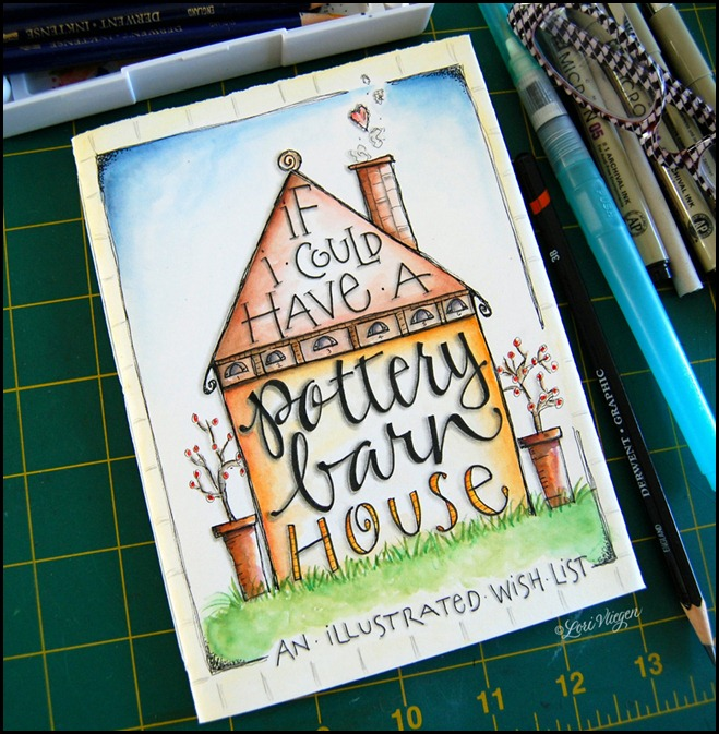 pottery barn house journal