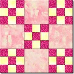 samplerquilt nine patch