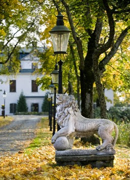 Häringe Slott höst