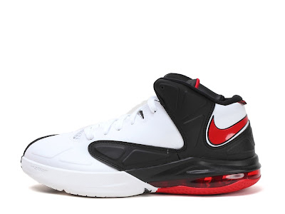 nike air max ambassador 5 gr white black red 1 02 Nike Air Max Ambassador V Miami Heat Home Edition