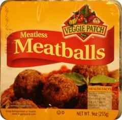 meatball meatless
