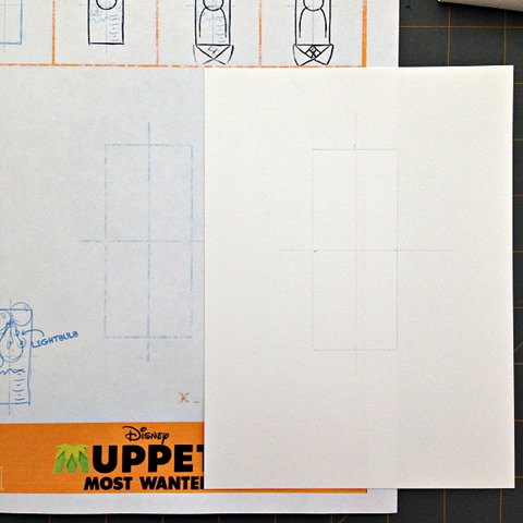 using how-to-draw sketches in your scrapbooks, art projects, and memory keeping | www.anyhappylittlethoughts.com