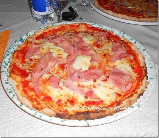 Domenica in pizzeria