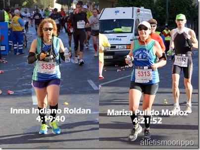 Inma y Marisa