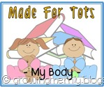 Made For Tots Logo - English