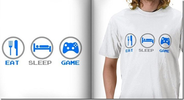 Camiseta para Gamers (6)