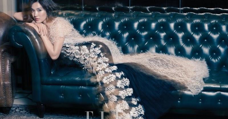 Song Hye Gyo for ELLE Korea
