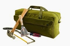 Great Quality Canvas tool bag storage organization