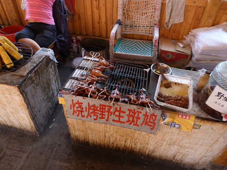 Mancare chinezeasca scarboasa