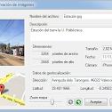 Editar información de imágenes