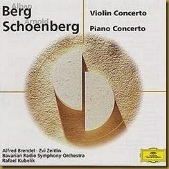 Schoenberg Conciertos Kubelik CD