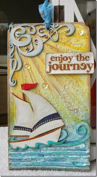 enjoy the journey tag 7