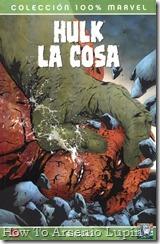P00002 - Hulk - La Cosa - A Golpes
