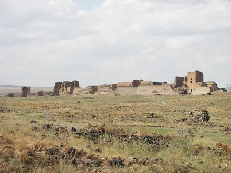 Imagini Turcia: ziduri Ani