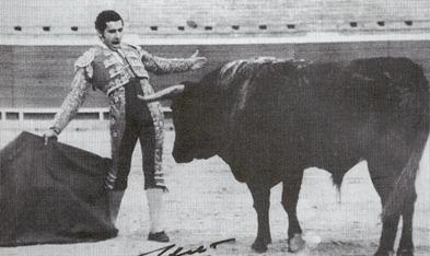 Manolo Martinez Grandes Faenas 1 Gracias a AMORENOR