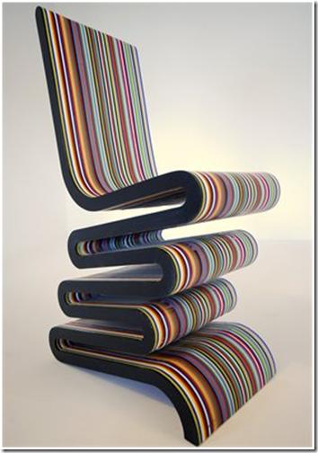 chaise design Mr Smith le second