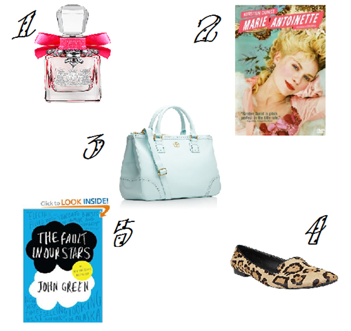 March Wishlist