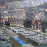 За 3 года - был воздвигнут современный Выставочный и конгресс-центр.