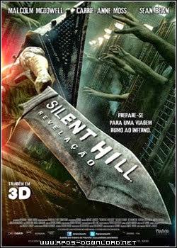52693ad3ec867 Silent Hill   Revelação Dublado RMVB + AVI Dual Audio R5