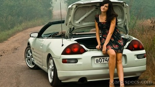 2001 Mitsubishi Eclipse Spyder Convertible Specifications, Pictures, Prices